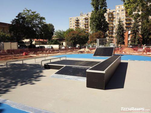 Skatepark Budapeszt 2
