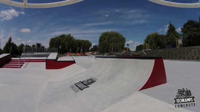 Skatepark Busko-Zdrój
