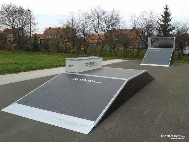 Skatepark Bystrzyca Kłodzka