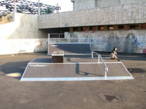 Skatepark Charkow (Ukraina) - 7