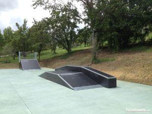skatepark Chianciano Terme Włochy 4