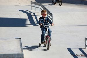 Skatepark concrete monolith - Maniowy