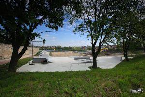Skatepark Concrete - Stopnica