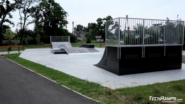 Skatepark Dąbrowa
