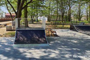 Skatepark Debrzno