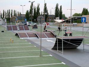 Skatepark do wypozycznia