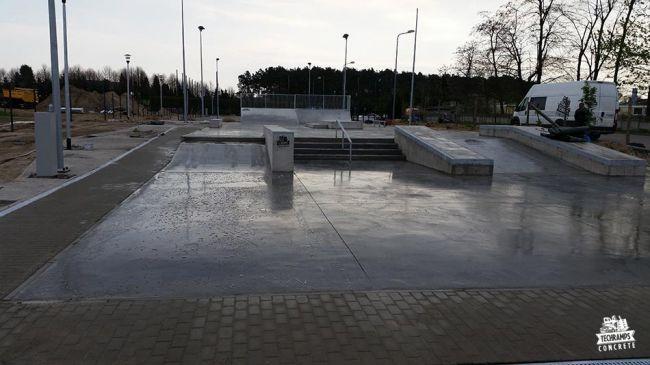 Skatepark Dobra