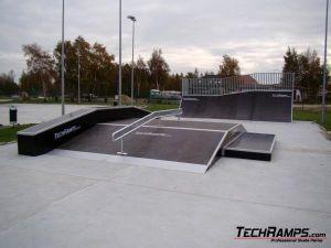 Skatepark Dźwirzyno