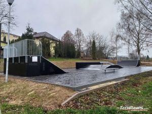 Skatepark elements Szczebrzeszyn