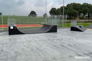 Skatepark en Lipin
