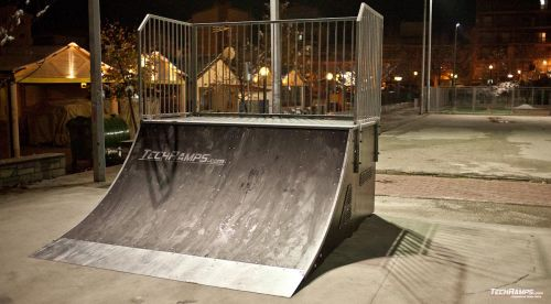 Skatepark Florina (Greek)