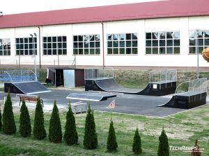 Skatepark Głogów Małopolski