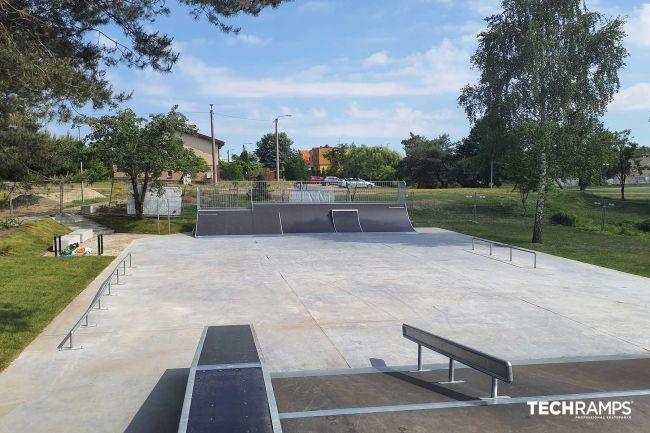 Skatepark Gniezno Gardenia