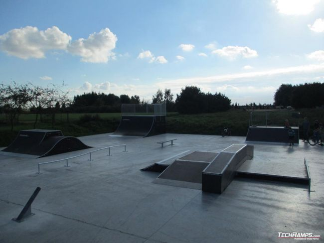 Skatepark Goscino - expansion
