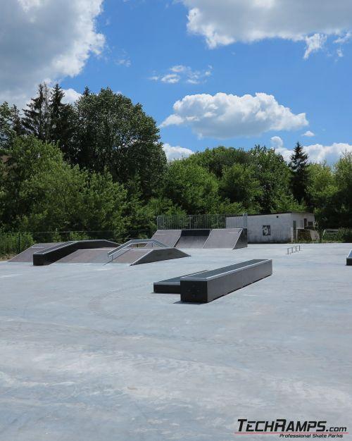 Skatepark Hrubieszów