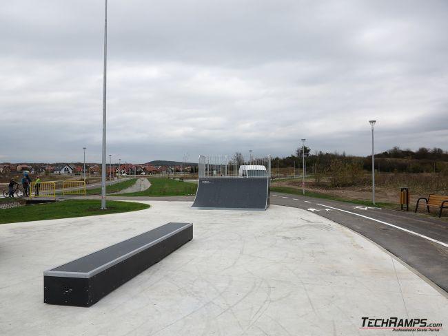 Skatepark i Pumptrack Bilcza