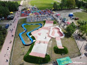 Skatepark i pumptrack - gmina Sławno