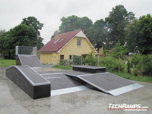 Skatepark in Bogdaniec