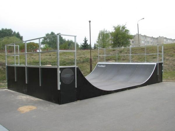 Skatepark in Bydgoszcz