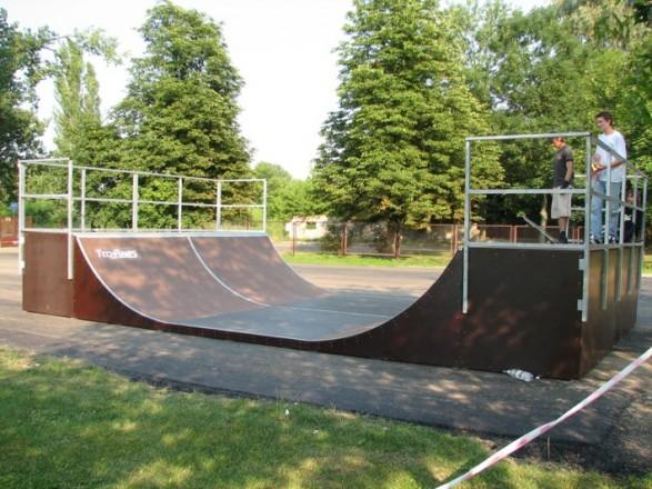 Skatepark in Ciechanów