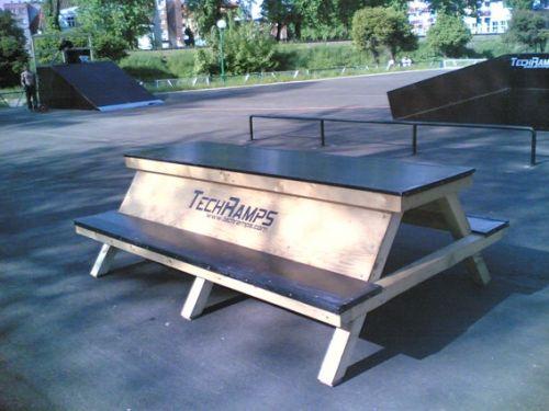 Skatepark in Giżycko