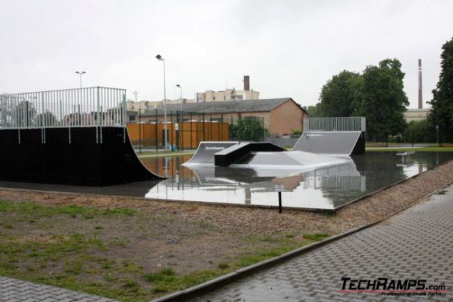 Skatepark in Gora