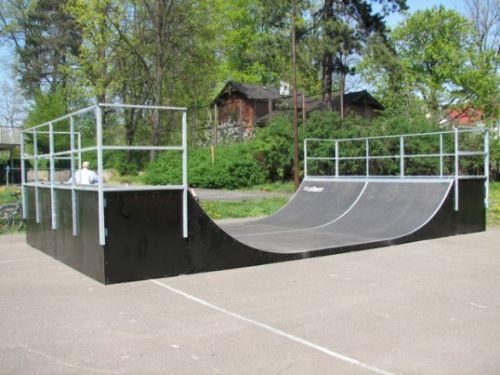 Skatepark in Gryfów Śląski