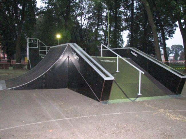 Skatepark in Jarosław