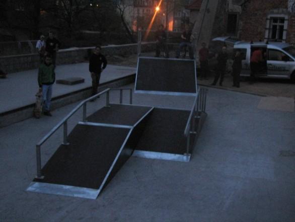 Skatepark in Jelena Góra