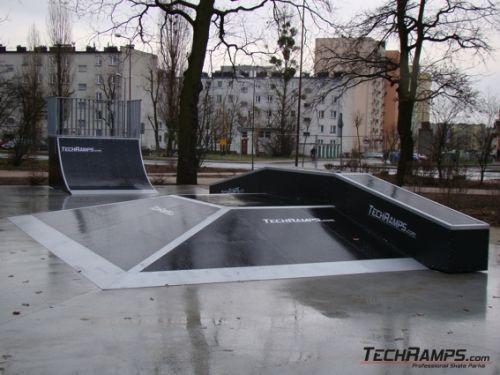 Skatepark in Kedzierzyn-Kozle