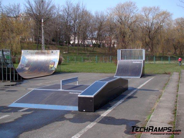 Skatepark in Klodzko