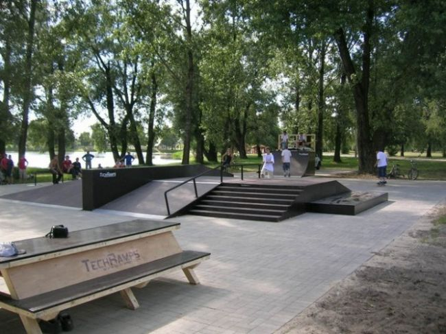 Skatepark in Krotoszyn