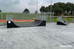 Skatepark in Lipin