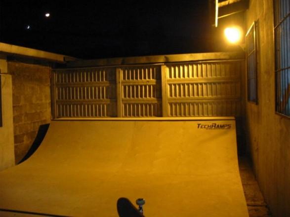 Skatepark in Łódź