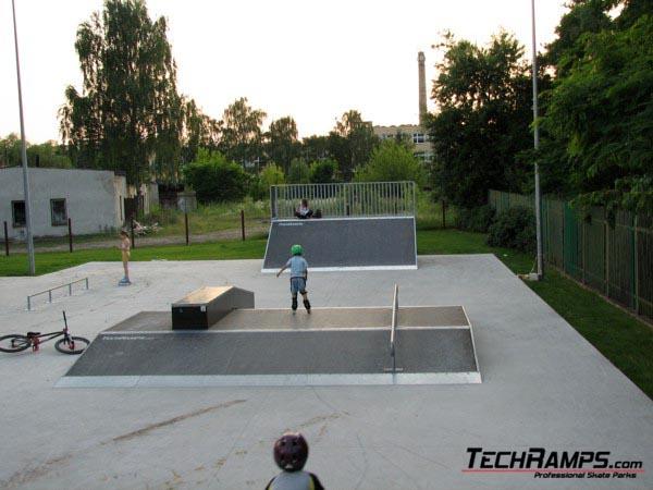 Skatepark in Otwock