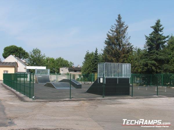 Skatepark in Przasnysz