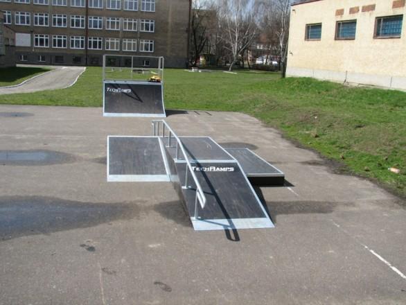 Skatepark in Pyrzyce