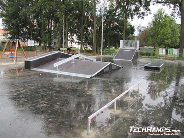Skatepark in Ropczyce