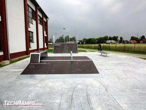 Skatepark in Rychtal