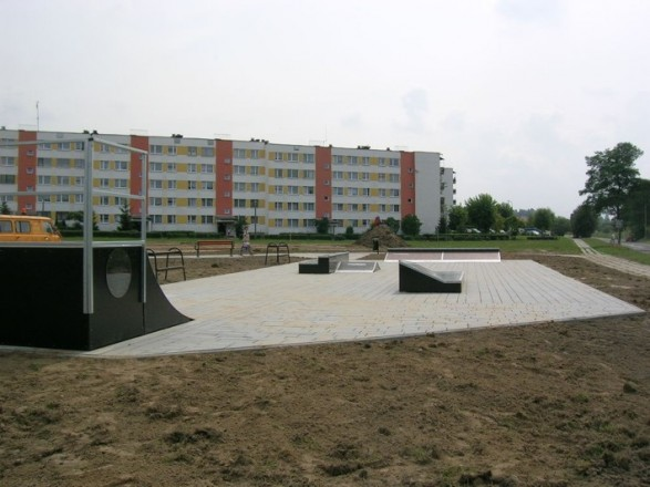 Skatepark in Skawina