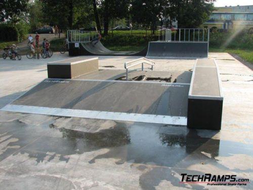 Skatepark in Skoczow