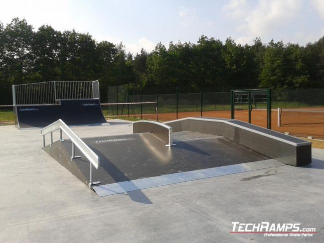 Skatepark in Srem