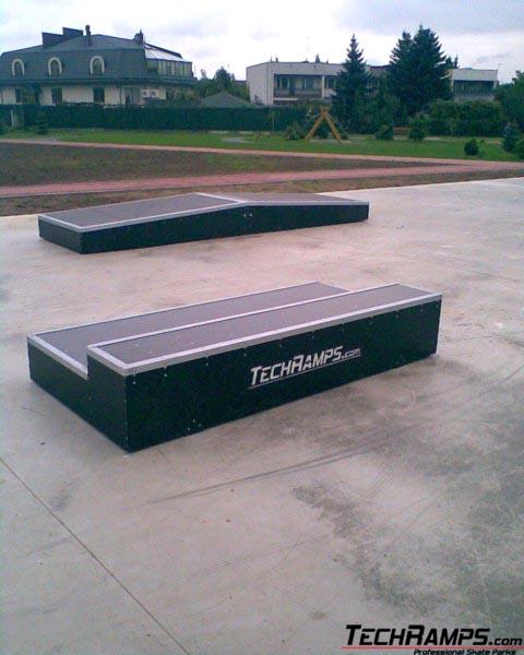 Skatepark in Starachowice