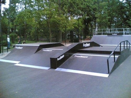 Skatepark in Świnoujście