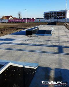 Skatepark in Szamotuly