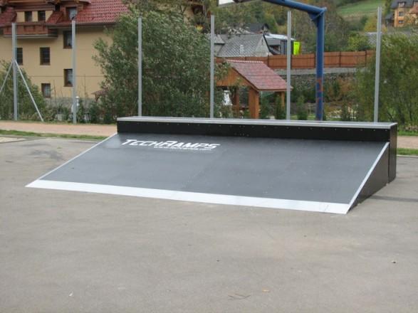 Skatepark in Szczyrk