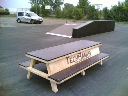 Skatepark in Turek