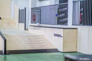 Skatepark in Warsaw