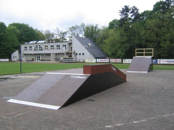 Skatepark in Wieluń