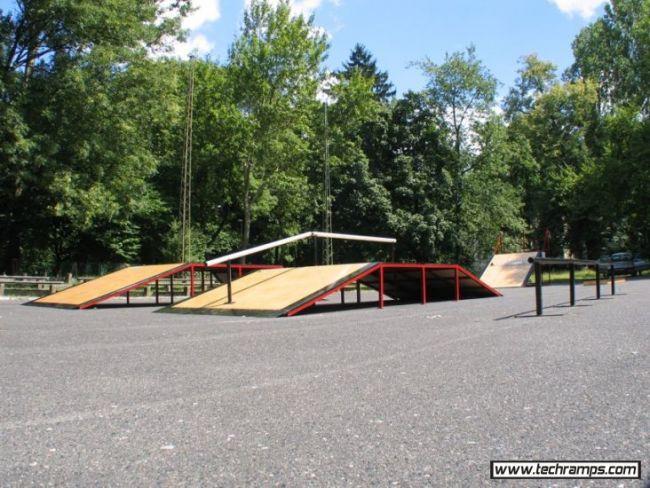 Skatepark in Wolsztyn